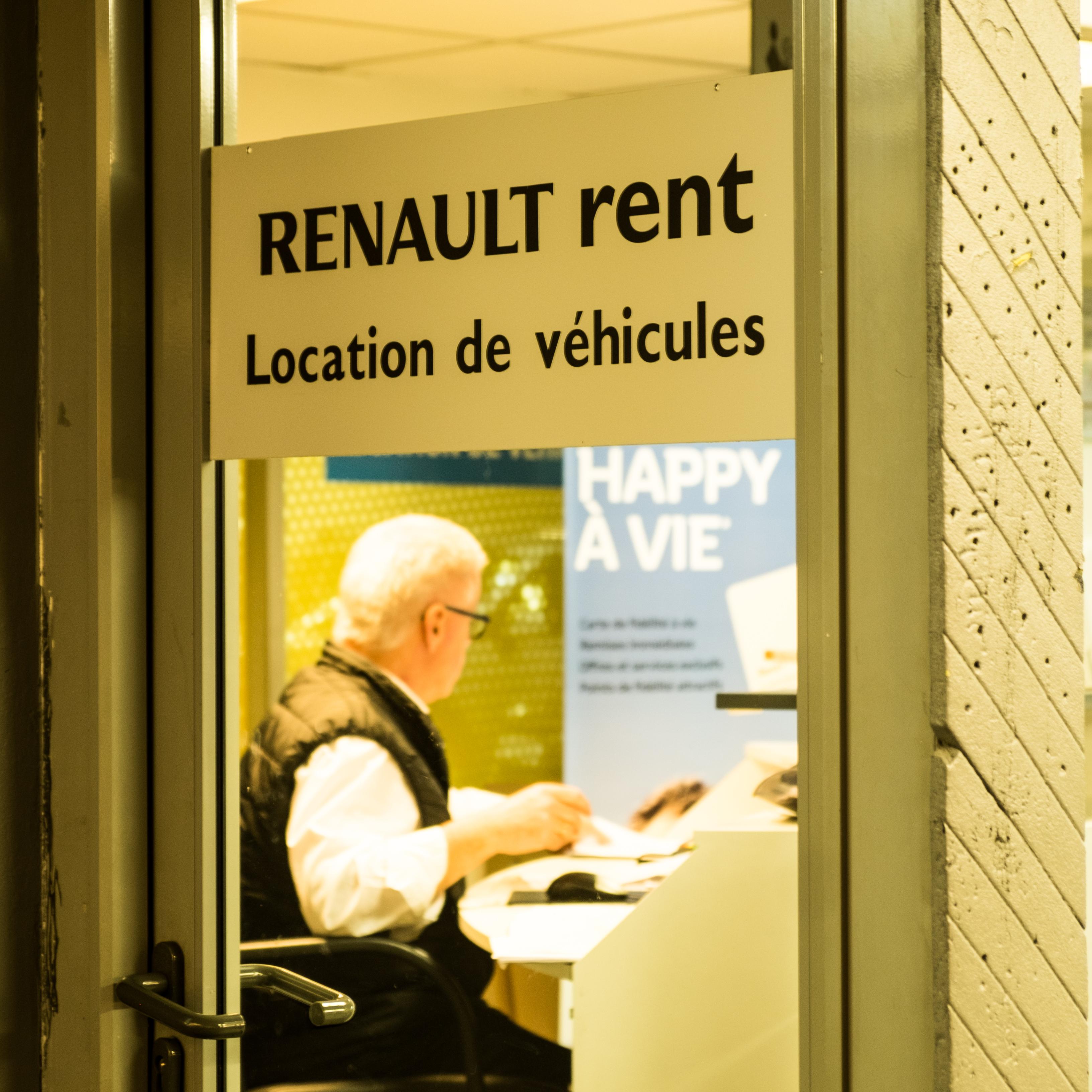 Conseiller Renault Rent