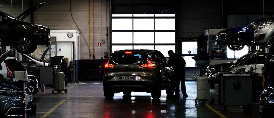 Opérateur Renault Minute